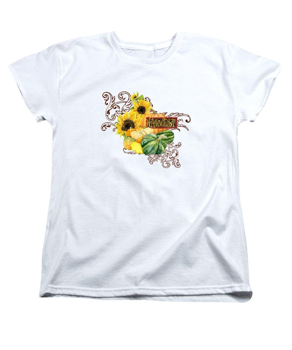Sunflowers Women's T-Shirts