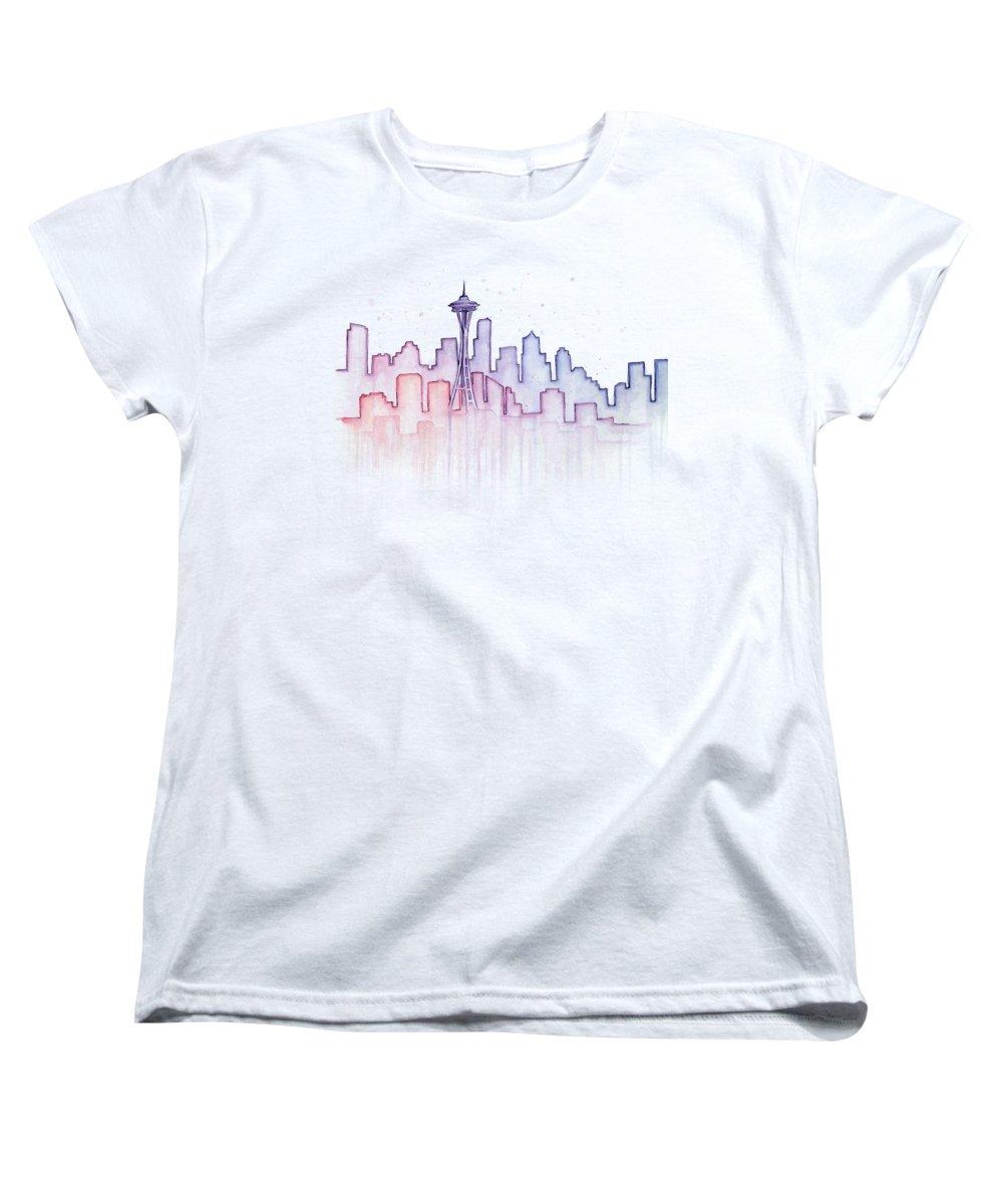 Seattle Women's T-Shirts