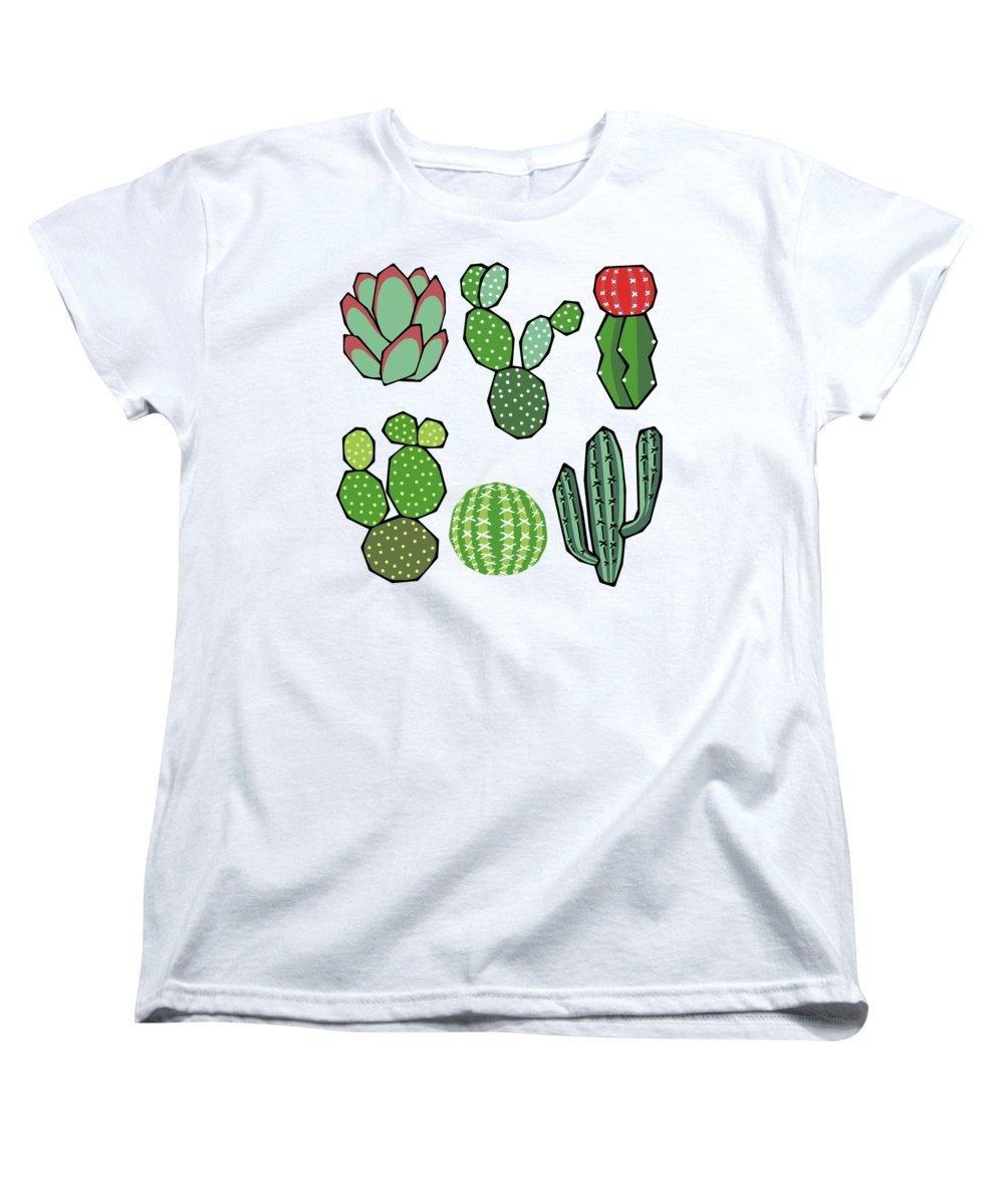Repeat Digital Art Women's T-Shirts