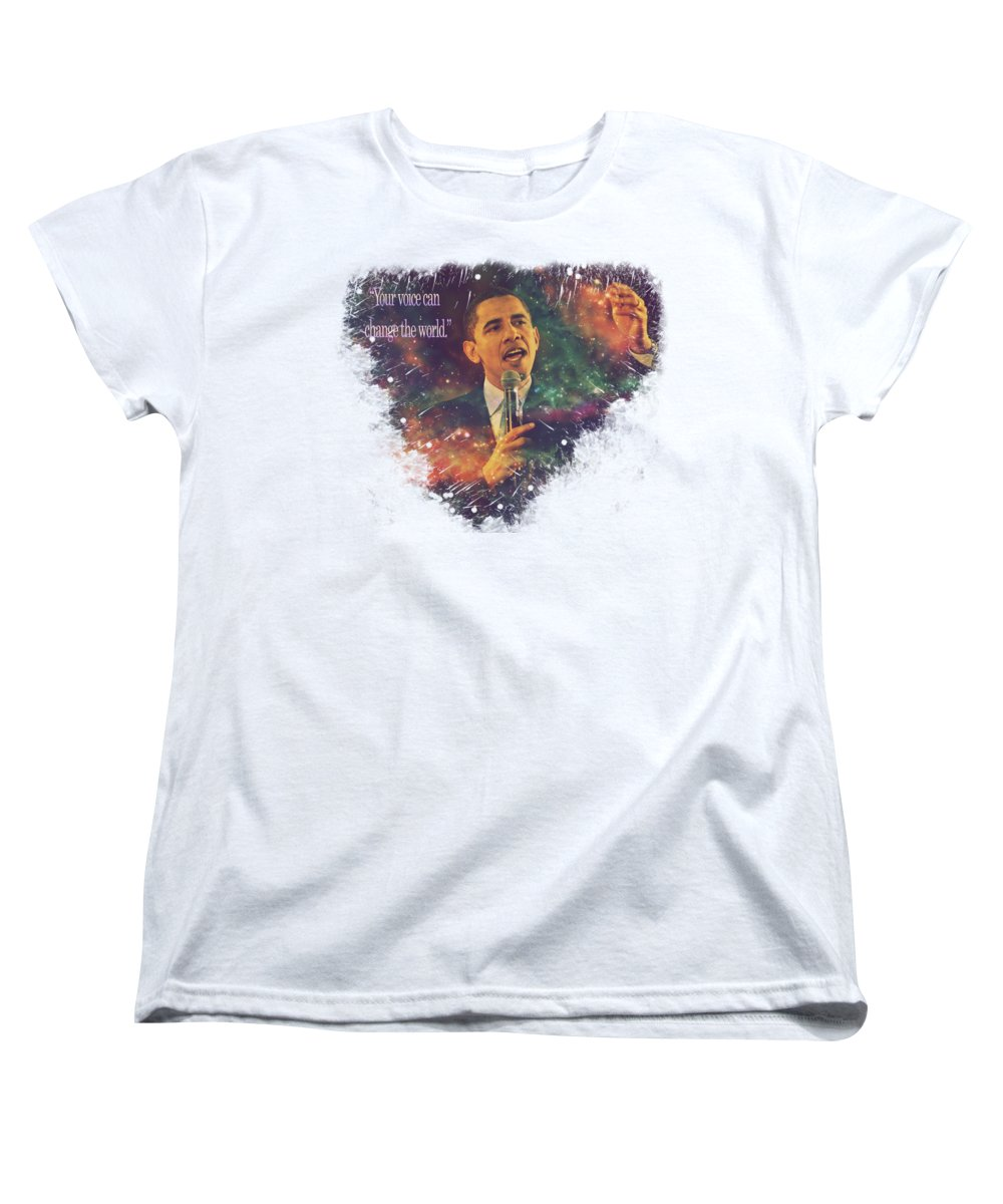 Barack Obama Women's T-Shirts