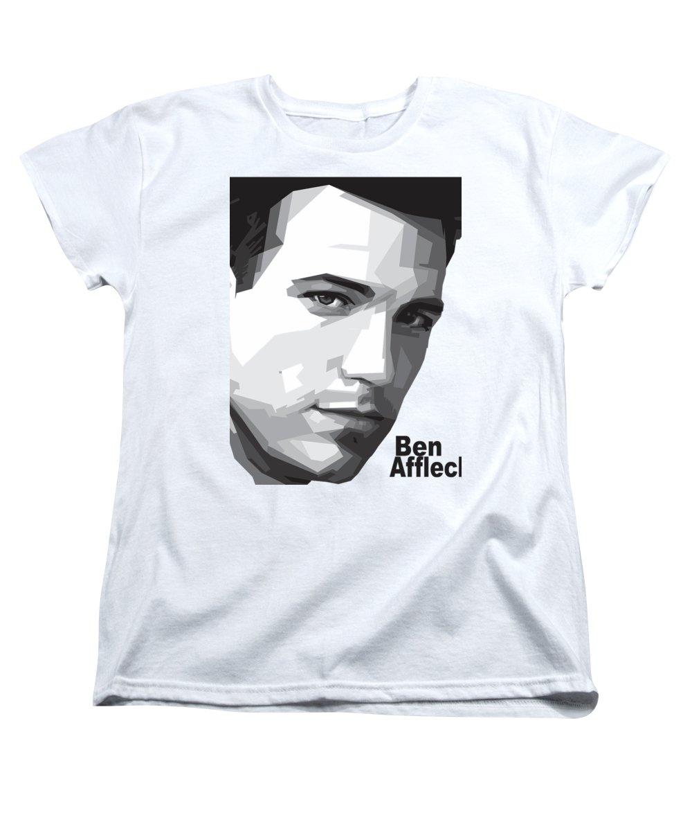 Ben Affleck Women's T-Shirts