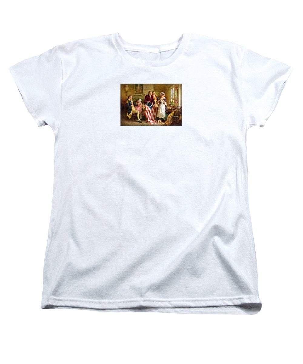 George Washington Women's T-Shirts