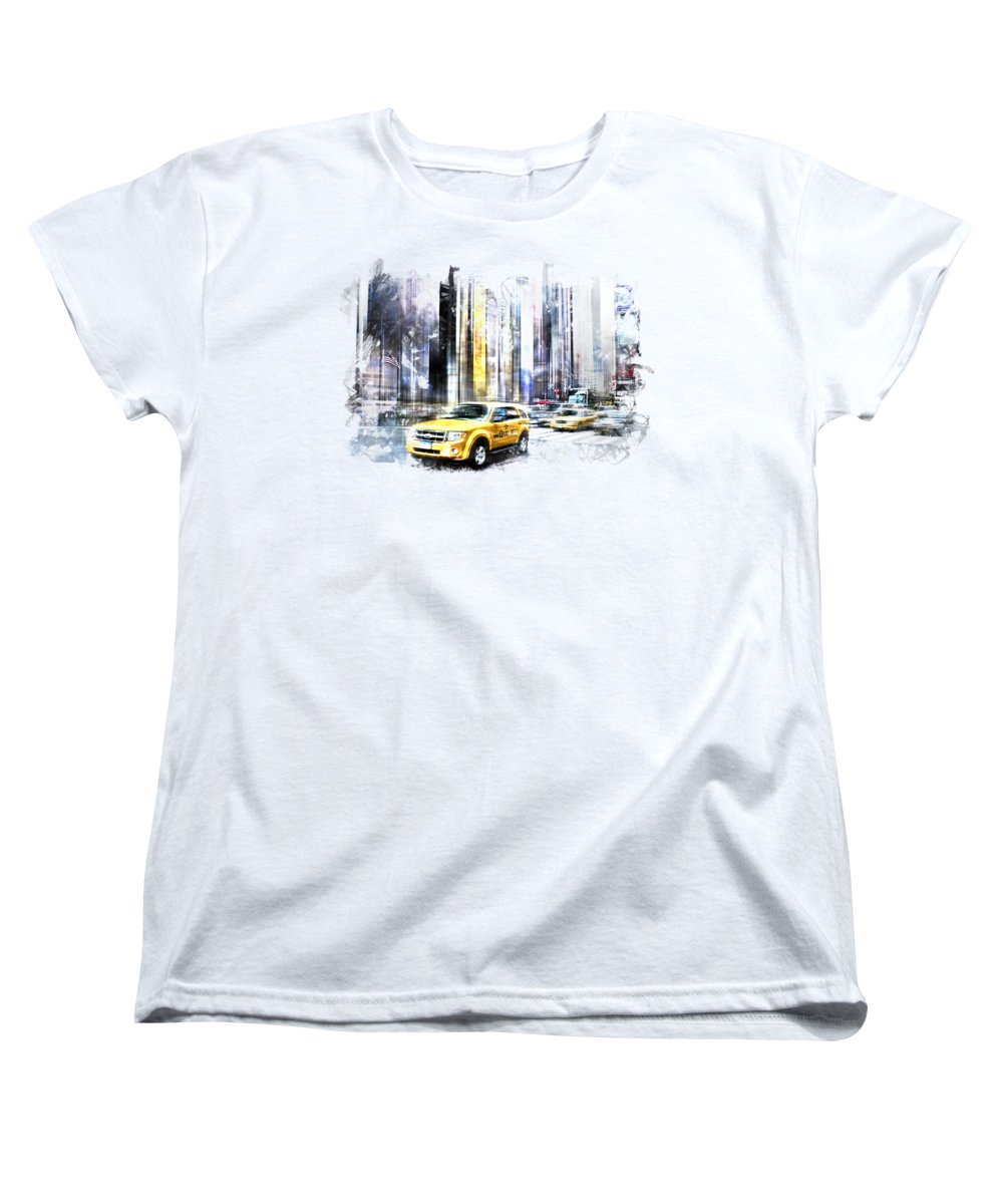 Times Square Women's T-Shirts