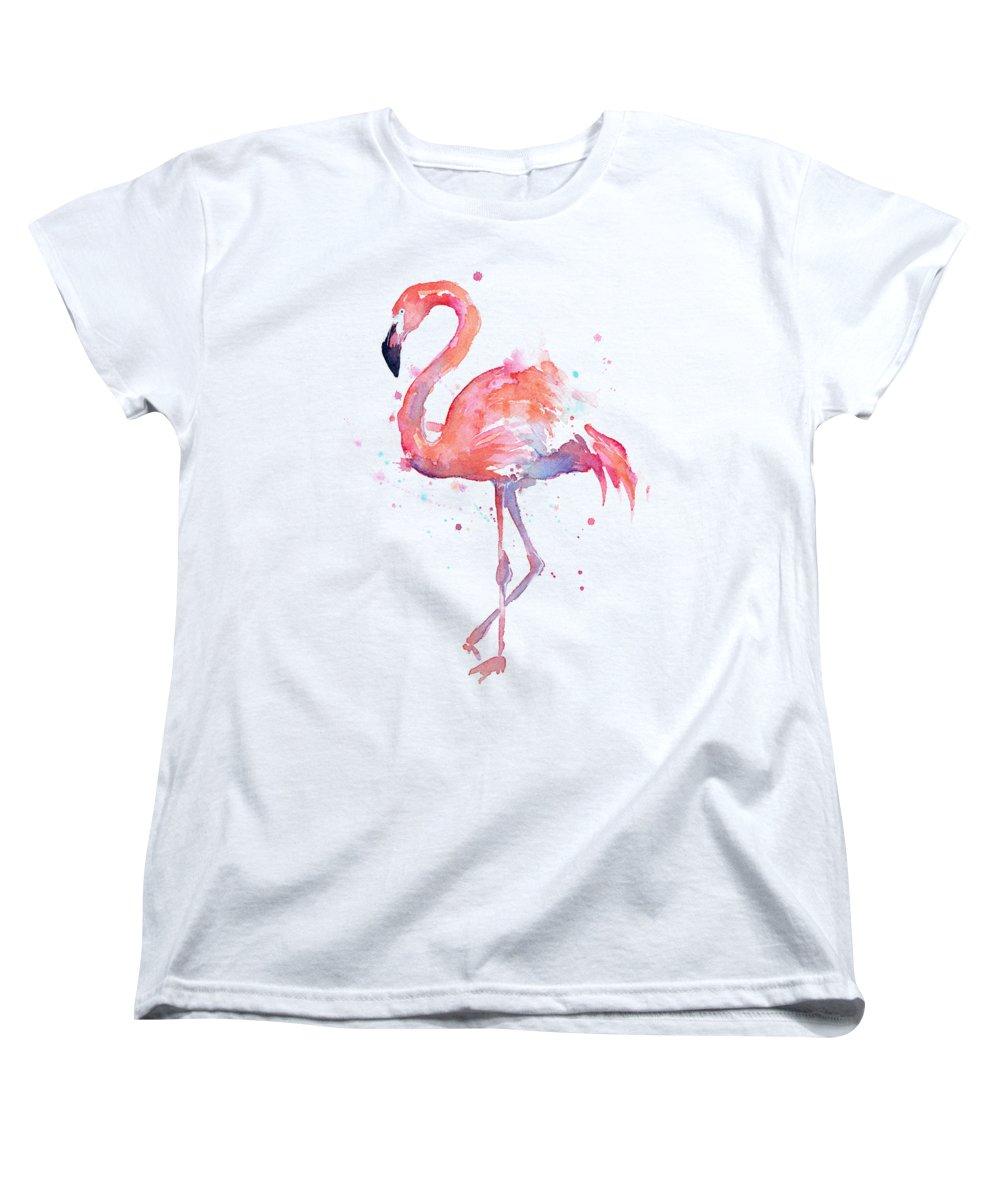 Flamingo Women's T-Shirts
