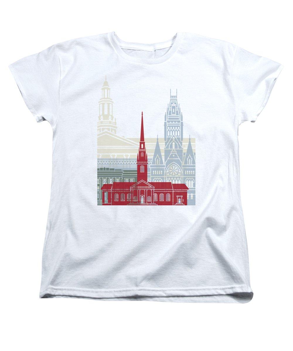 Harvard Women's T-Shirts