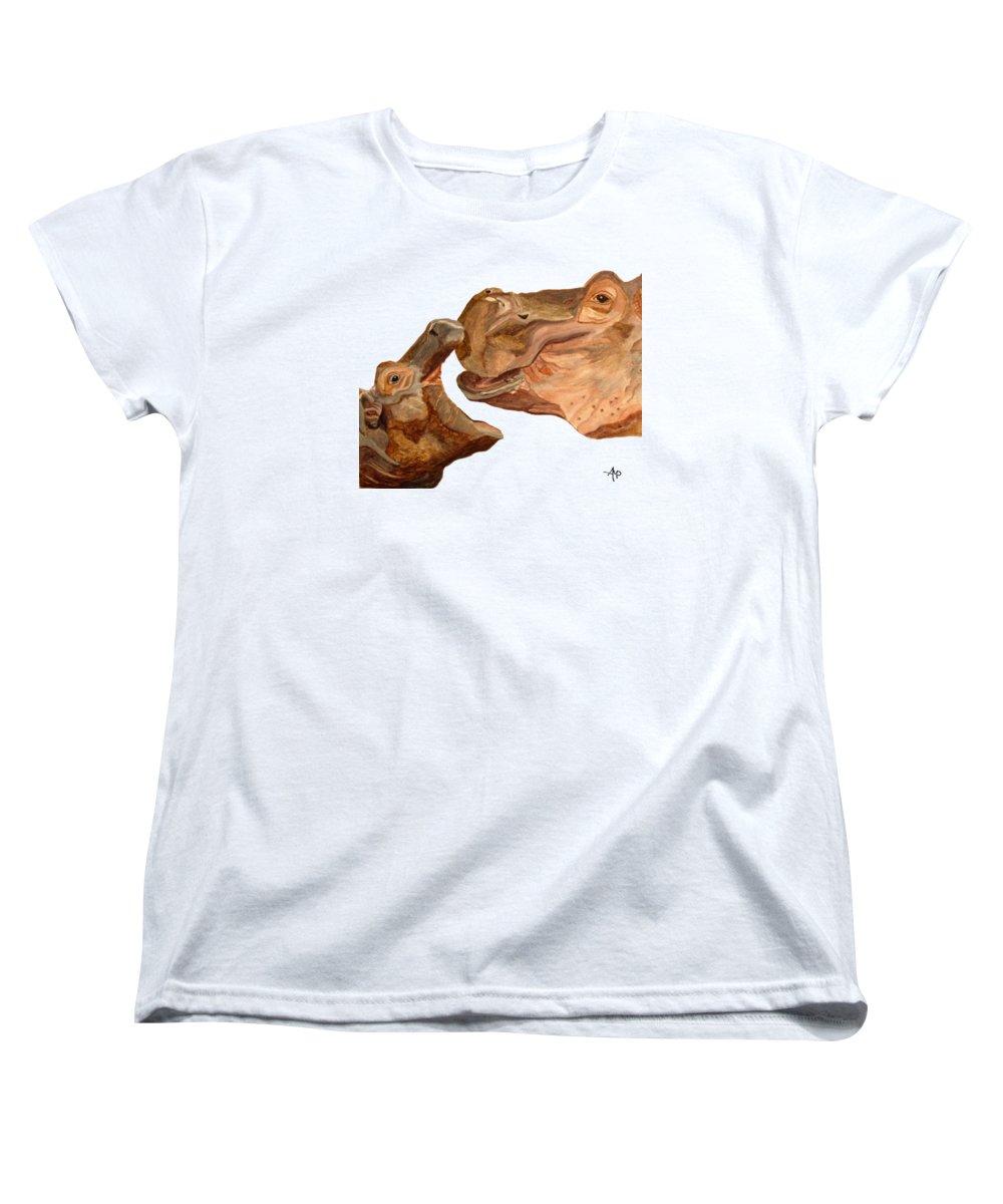 Hippopotamus Women's T-Shirts
