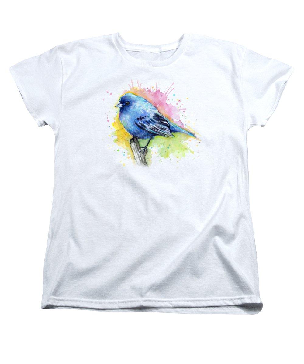 Bunting Women's T-Shirts