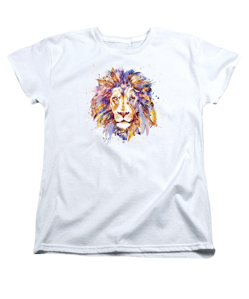 Watercolour Women's T-Shirts