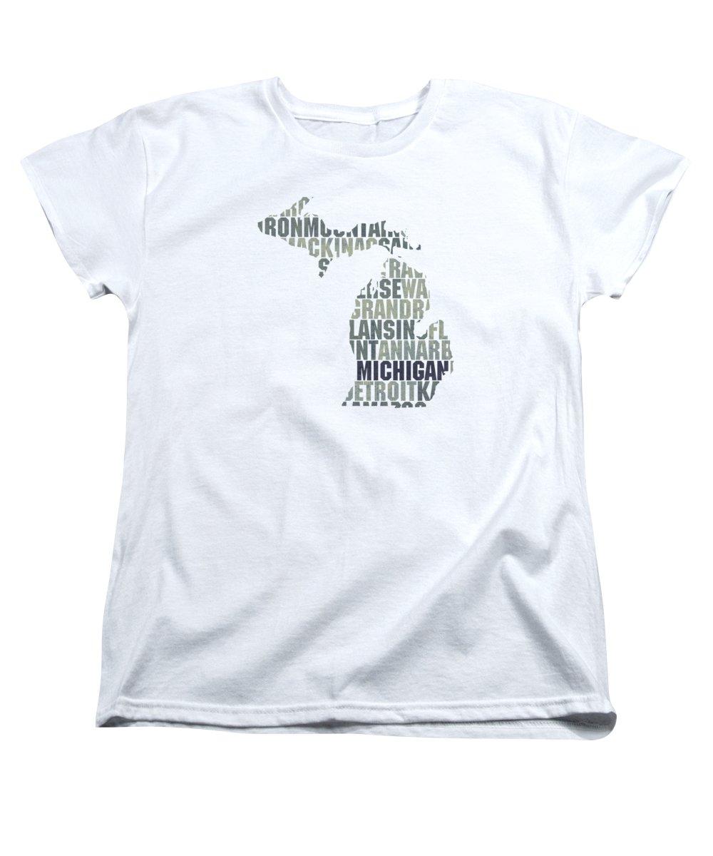 Michigan State Women's T-Shirts
