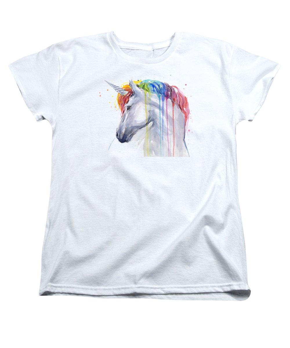 Unicorn Women's T-Shirts