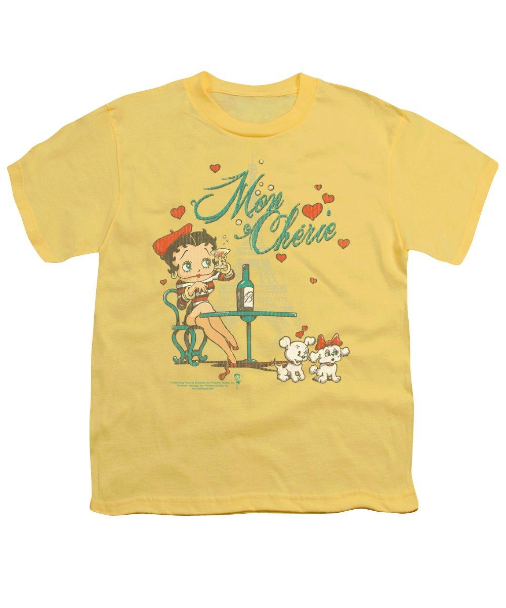 Branding Youth T-Shirts