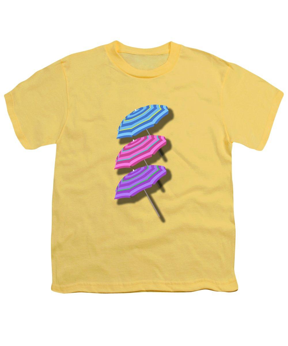 Umbrella Youth T-Shirts