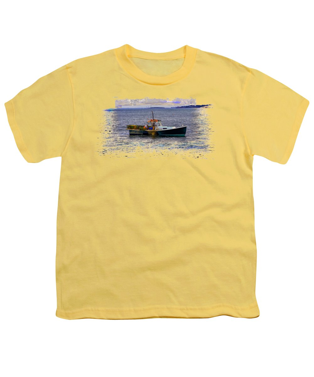 New England Coast Youth T-Shirts