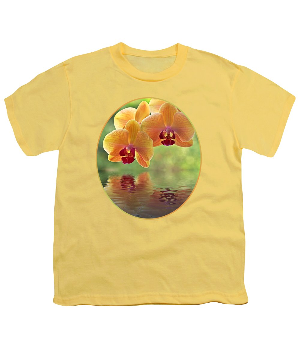 Orchids Youth T-Shirts