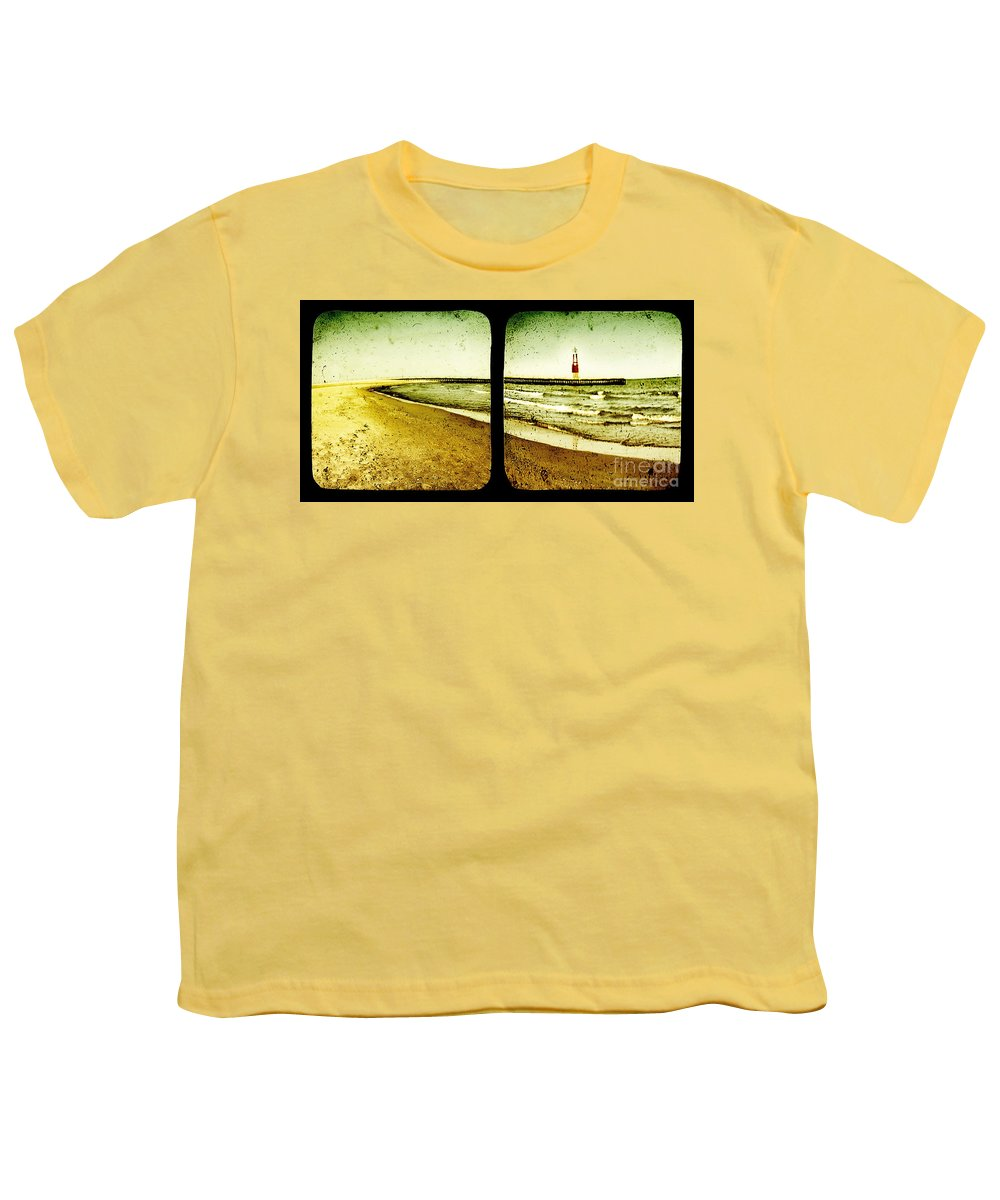Ttv Youth T-Shirt featuring the photograph Reaching For Your Hand by Dana DiPasquale
