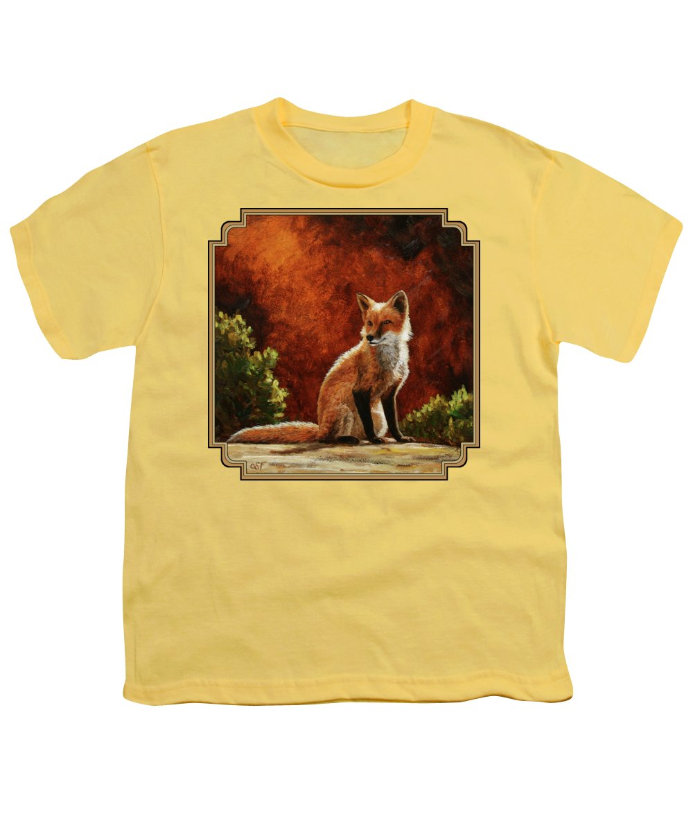 Fox Youth T-Shirts