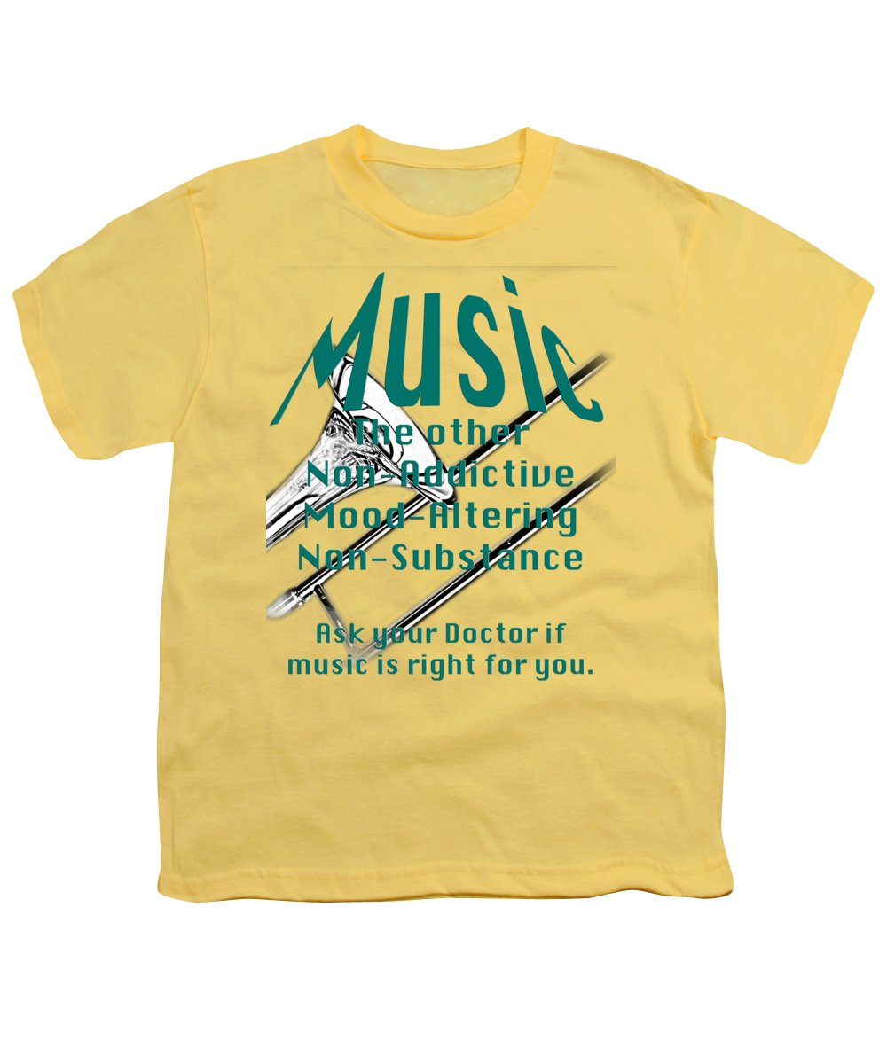 Trombone Youth T-Shirts