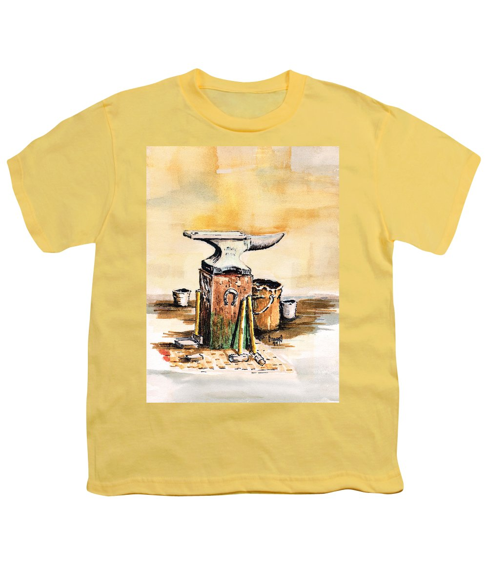 Anvil Youth T-Shirts