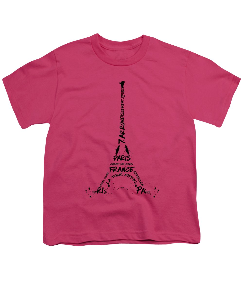 Paris Youth T-Shirts