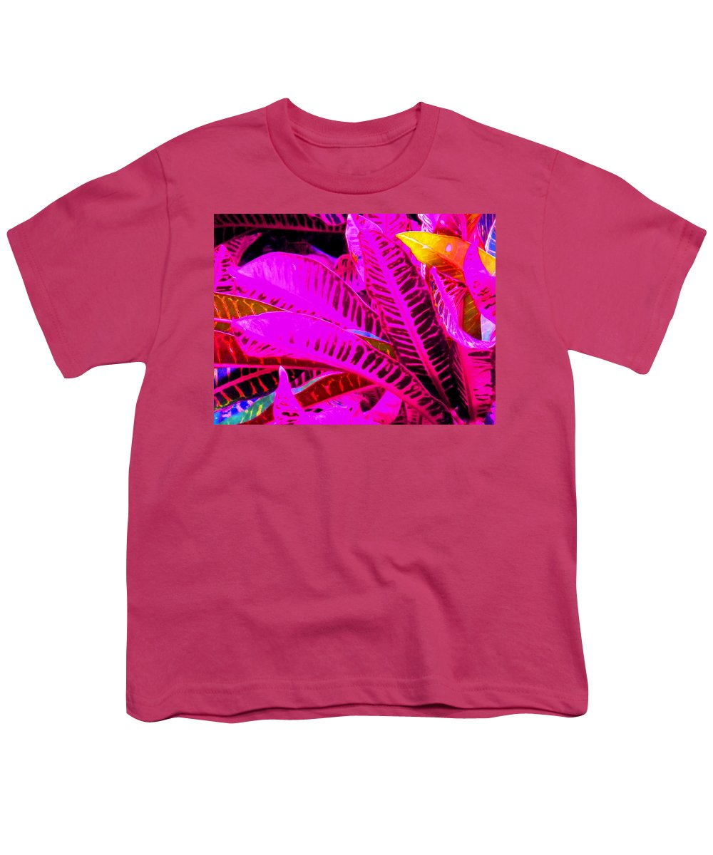Pink Youth T-Shirt featuring the photograph Romney Pink by Ian MacDonald
