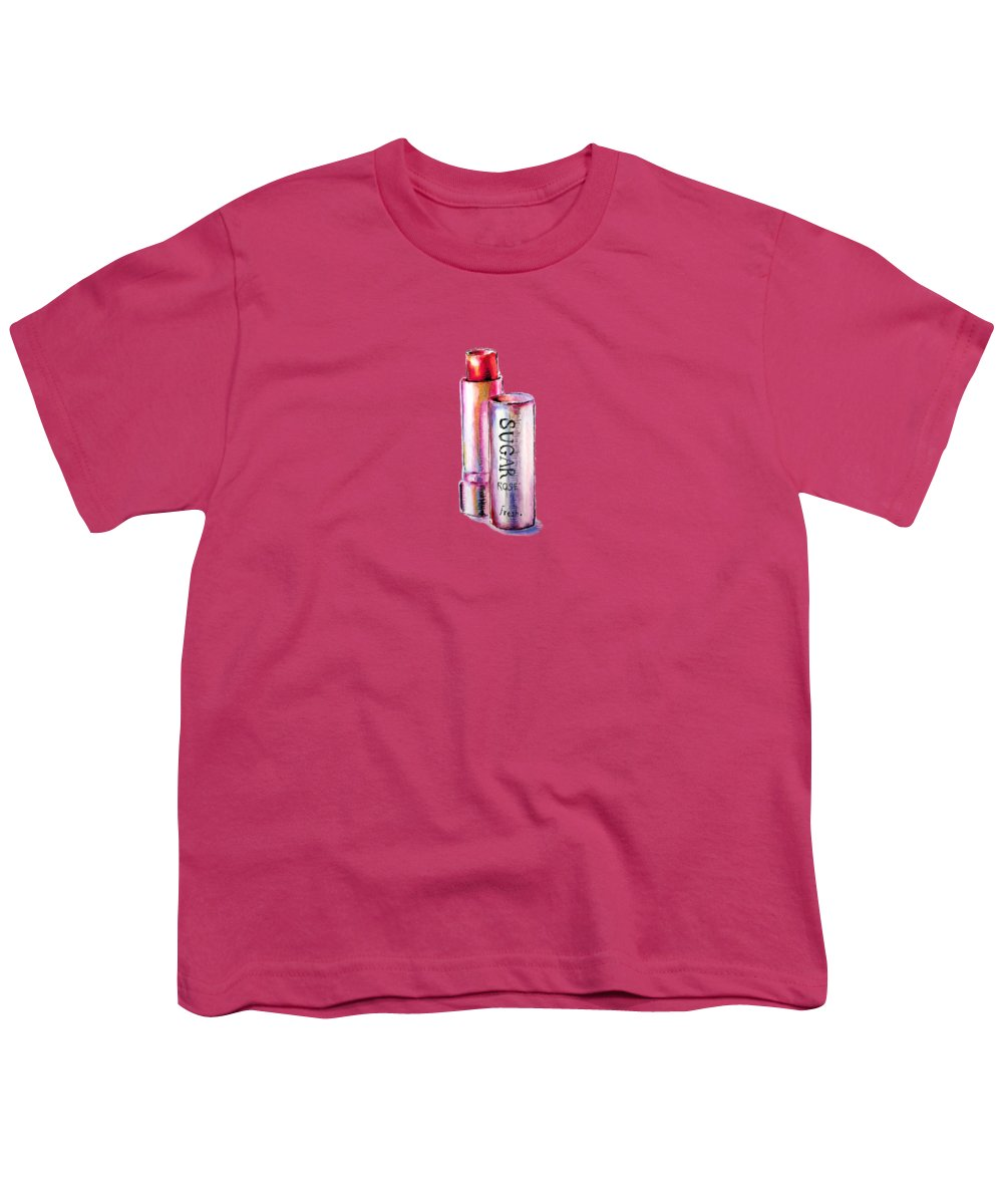 Lipstick Youth T-Shirts