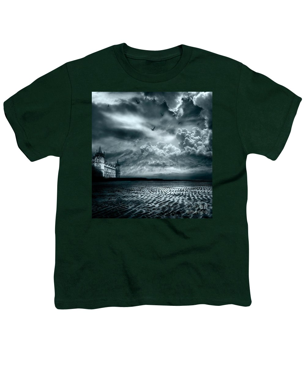 Beach Youth T-Shirt featuring the photograph Home by Jacky Gerritsen