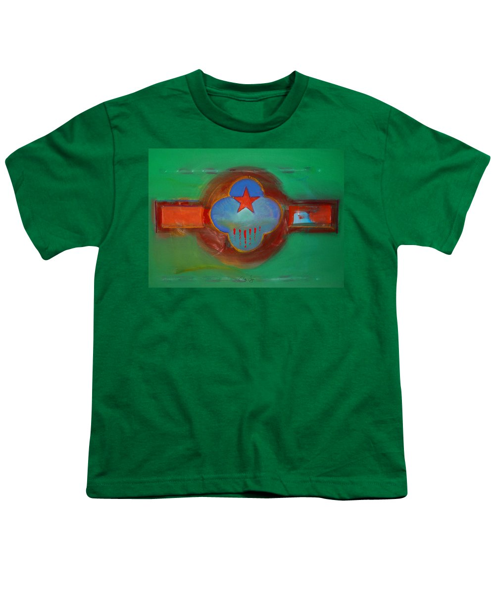 Star Youth T-Shirt featuring the painting Grand Canal by Charles Stuart