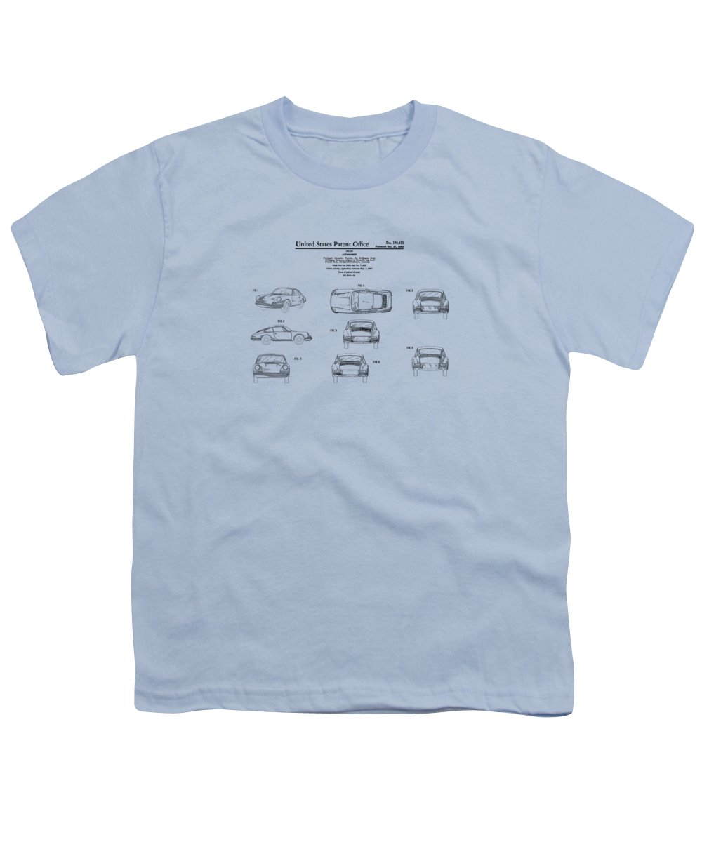 Classic Car Youth T-Shirts