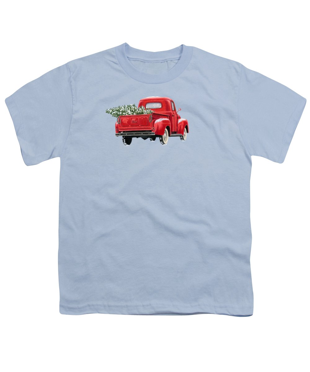 Truck Youth T-Shirts