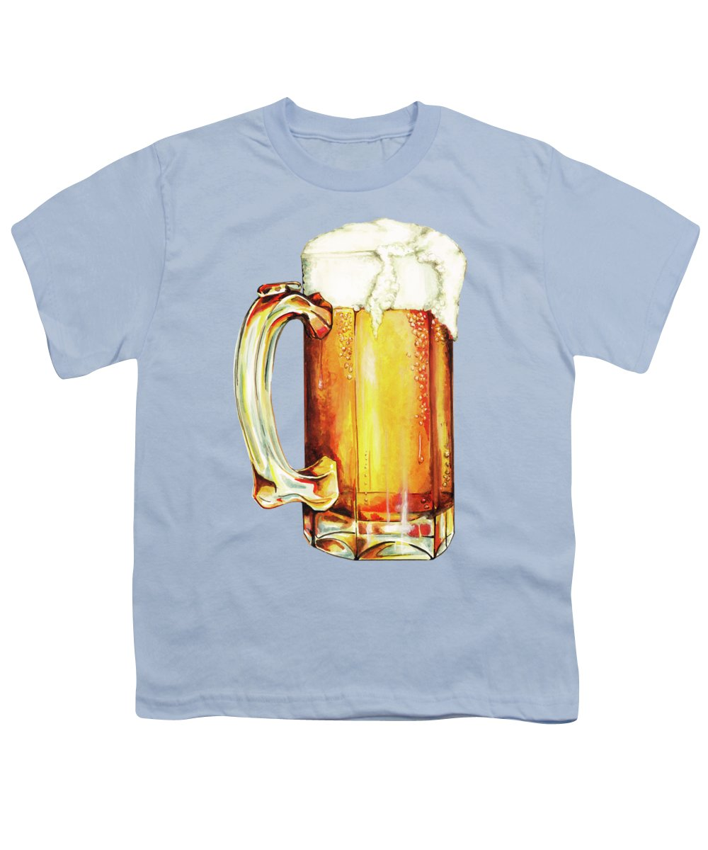 Beer Youth T-Shirts