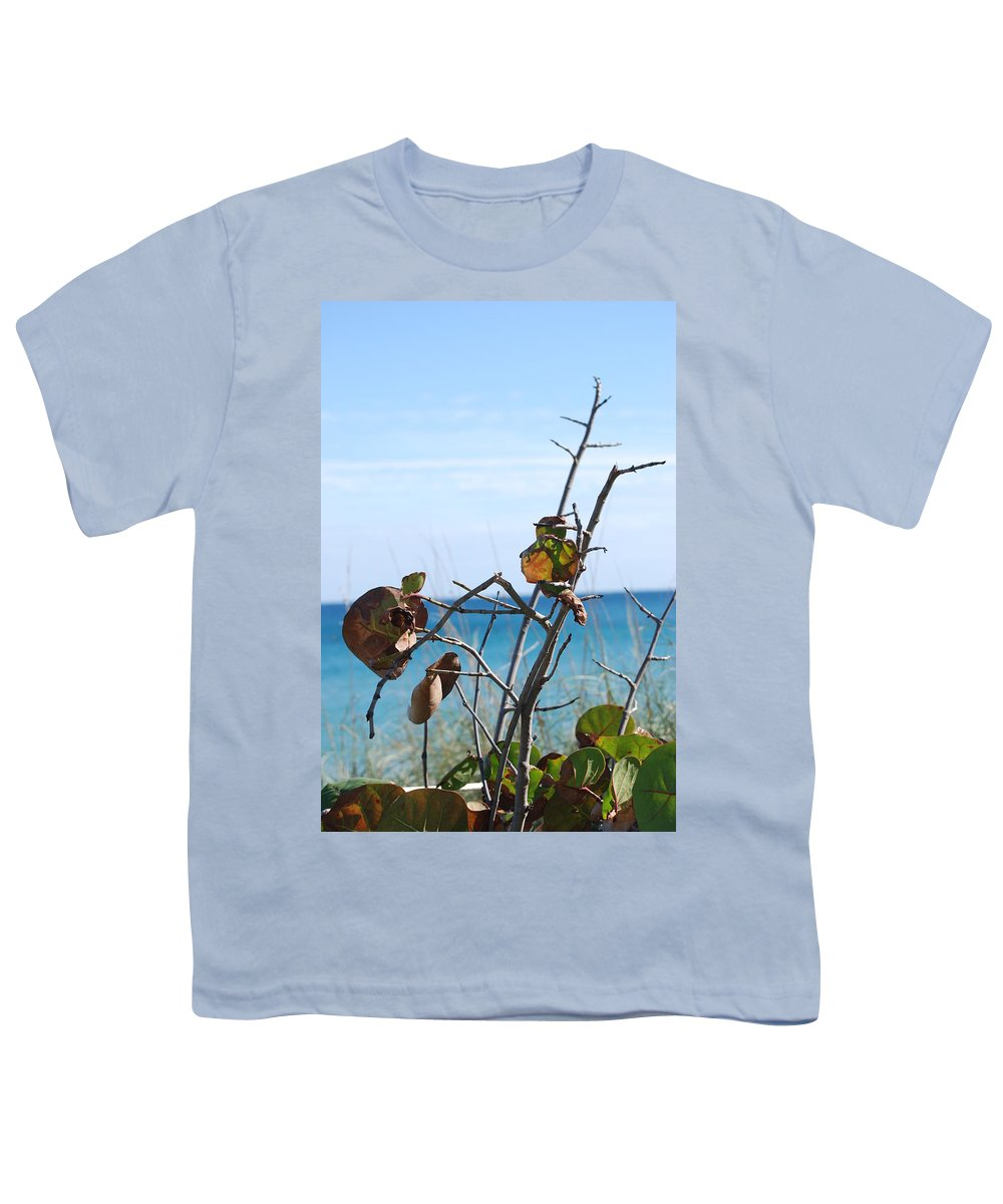 Ocean Youth T-Shirt featuring the photograph Dune Plants by Rob Hans