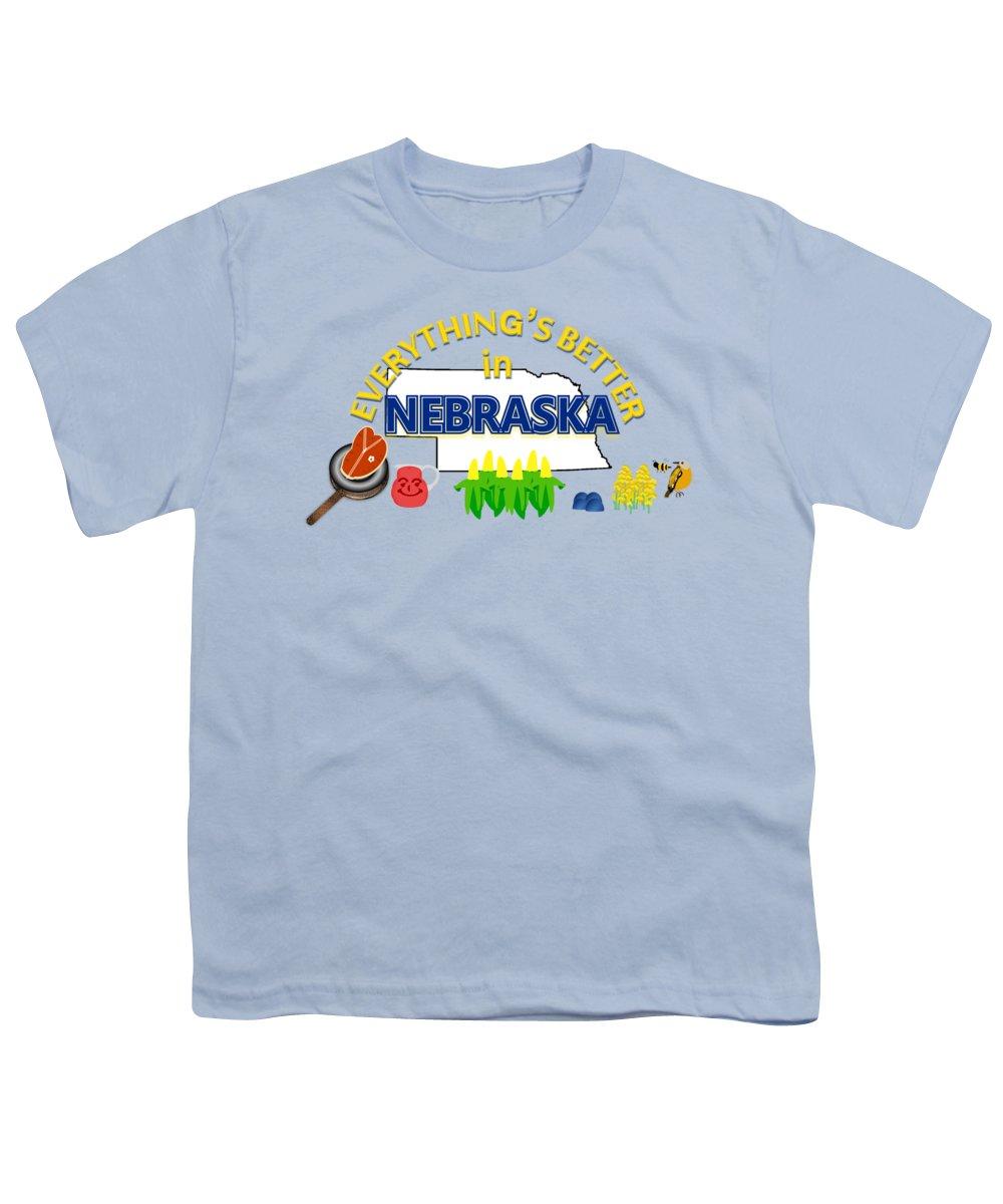 Meadowlark Youth T-Shirts