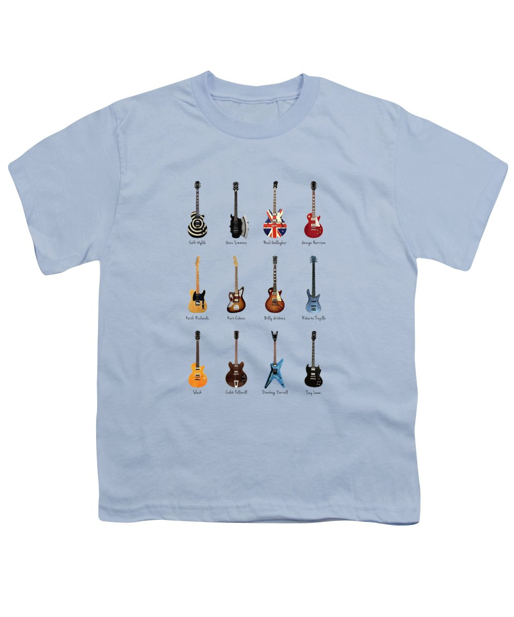 Neil Young Youth T-Shirts