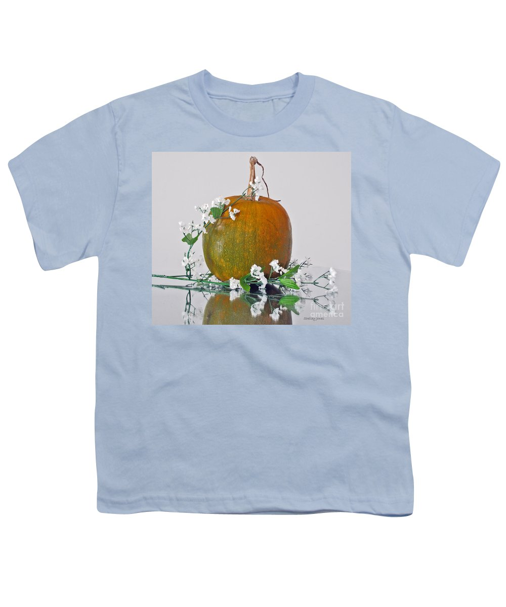 Photography Youth T-Shirt featuring the photograph Harvest by Shelley Jones