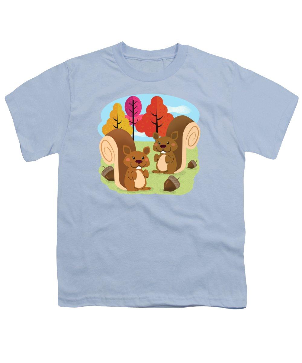 Fall Youth T-Shirts