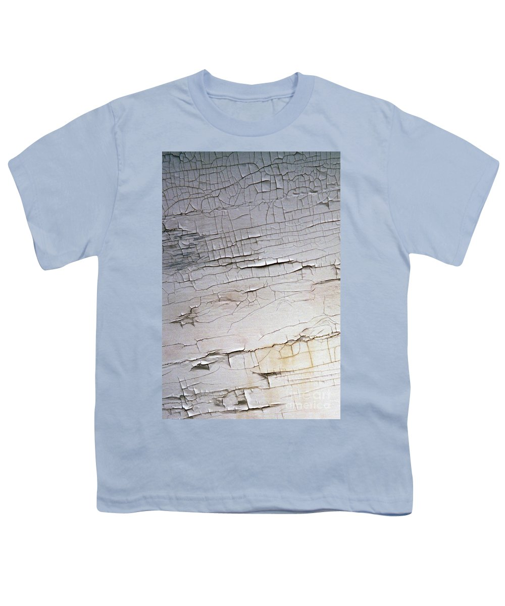 Paint Youth T-Shirt featuring the photograph Old Siding by Richard Rizzo