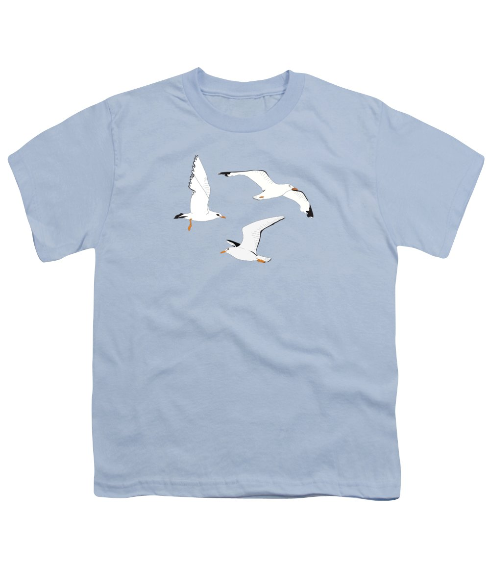 Seagull Youth T-Shirts