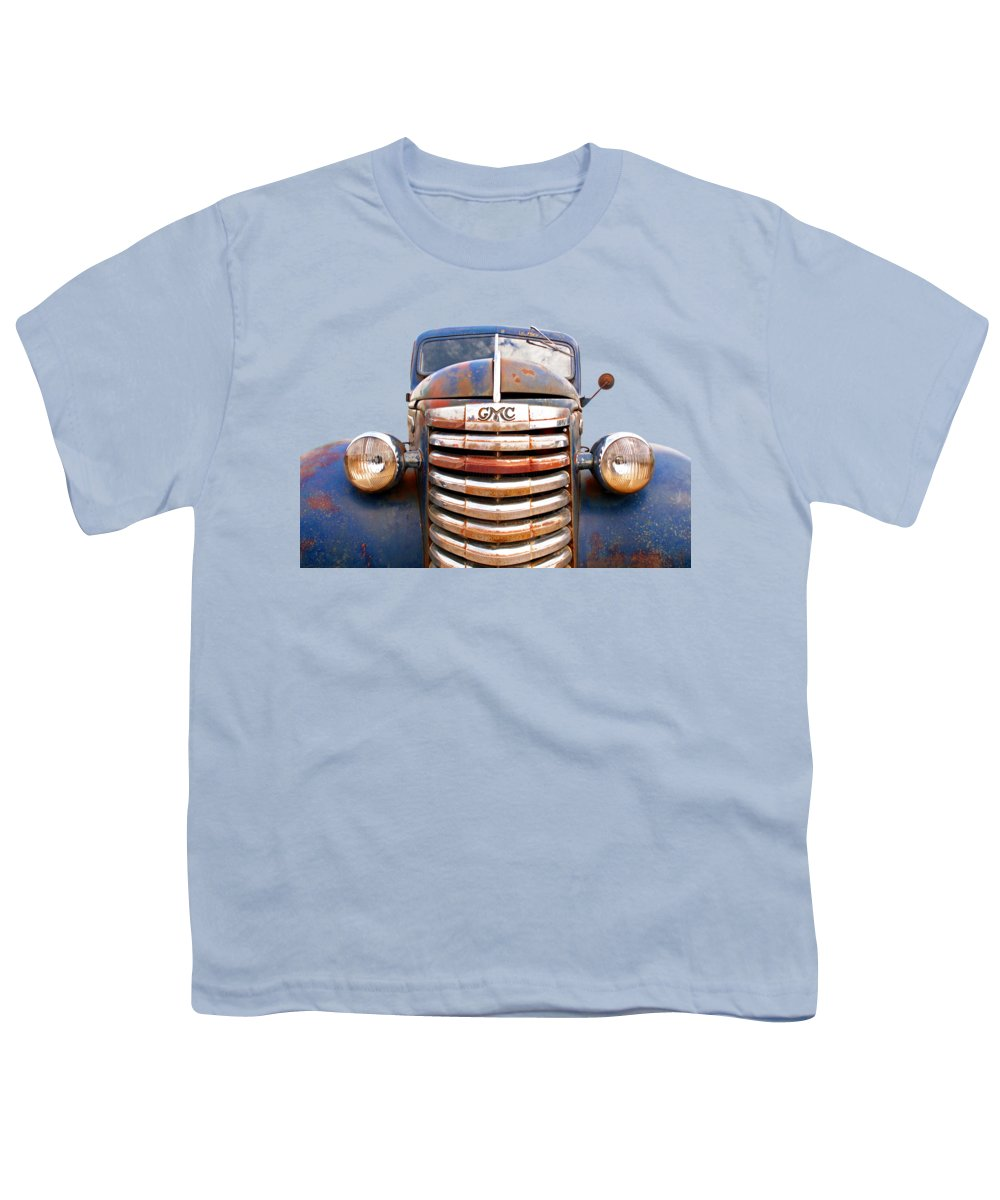 Abandoned Car Youth T-Shirts