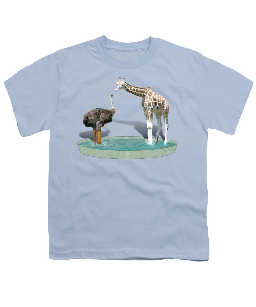 Ostrich Youth T-Shirts