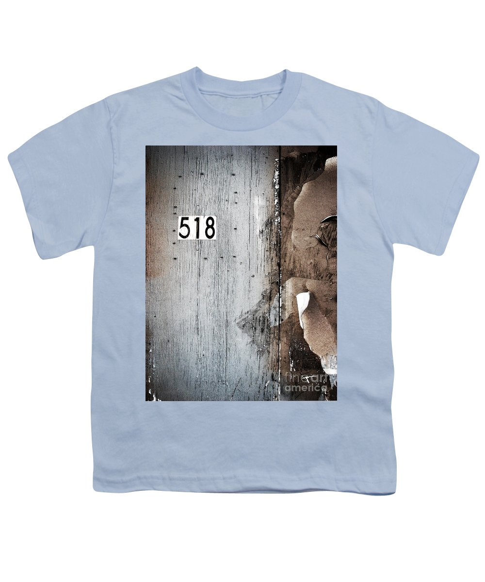 1 Youth T-Shirt featuring the photograph We Are Each Others Keeper by Dana DiPasquale