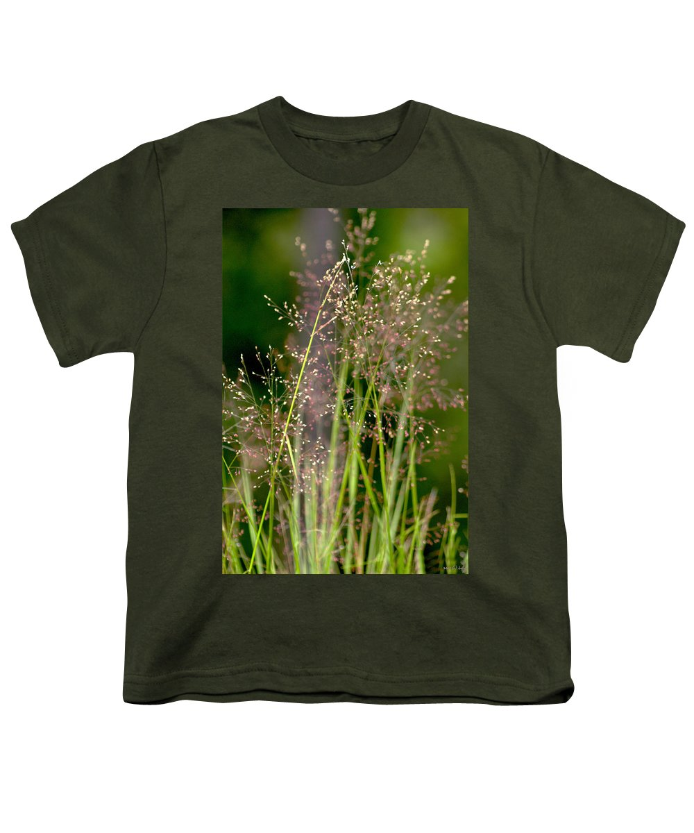 Floral Youth T-Shirt featuring the photograph Memories Of Springtime by Holly Kempe