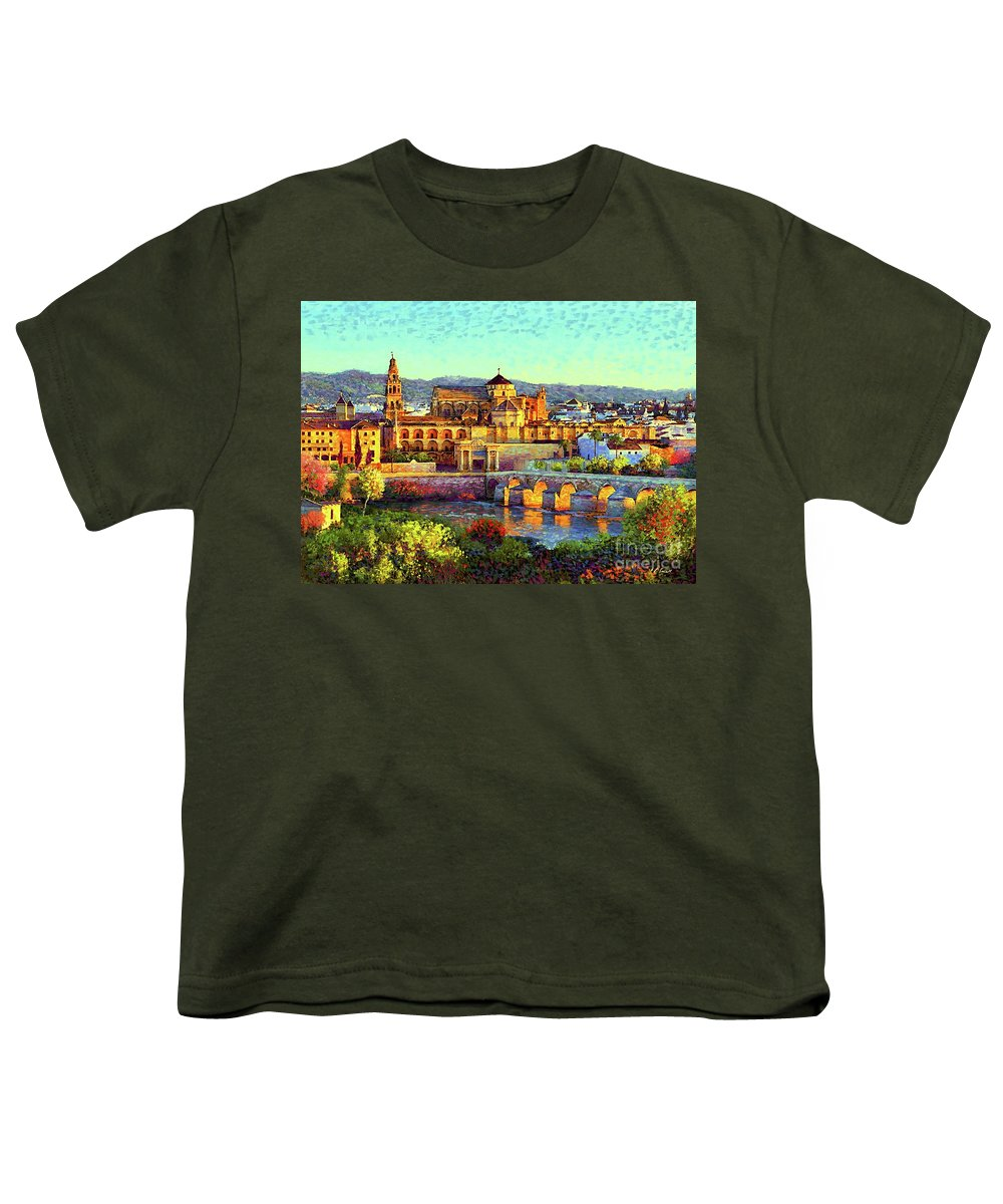 City Scene Youth T-Shirts