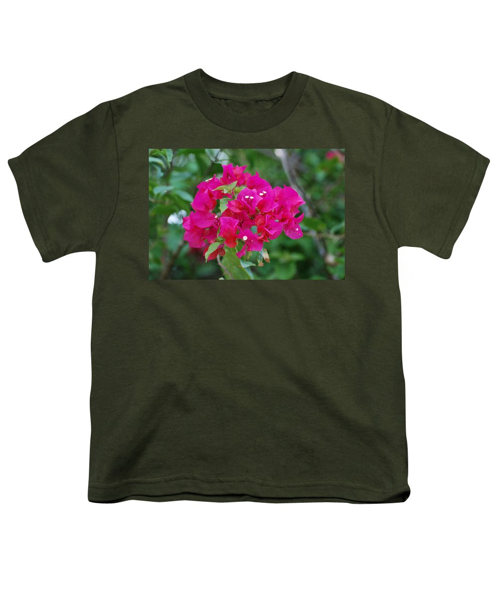 Flowers Youth T-Shirt featuring the photograph Flowers by Rob Hans