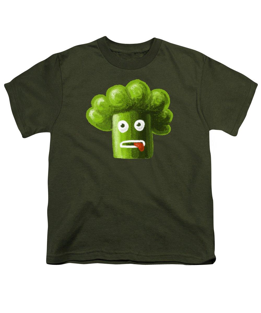 Broccoli Youth T-Shirts