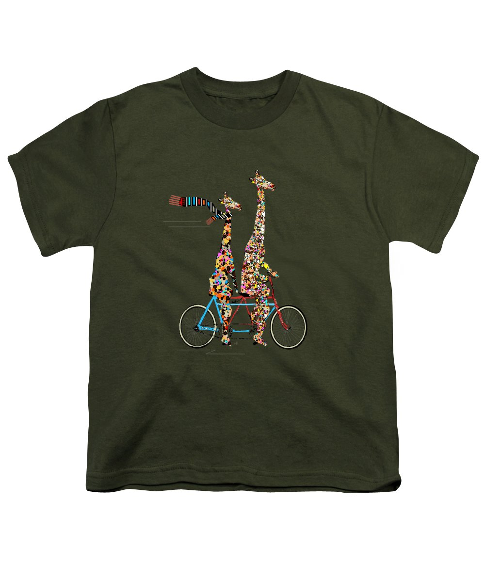 Old Fashioned Youth T-Shirts