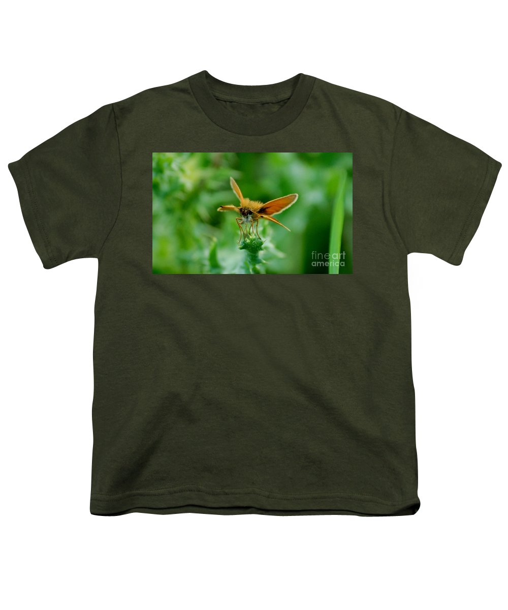 Landscape Youth T-Shirt featuring the photograph Mothera by David Lane