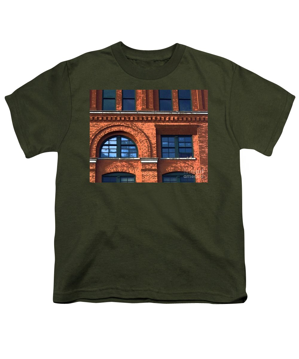 6th Floor Museum Youth T-Shirt featuring the photograph Never Forget Jfk by Debbi Granruth
