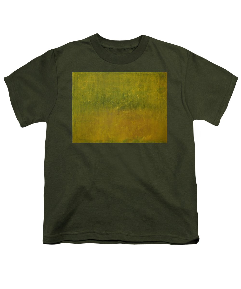 Jack Diamond Youth T-Shirt featuring the painting Reflections Of A Summer Day by Jack Diamond