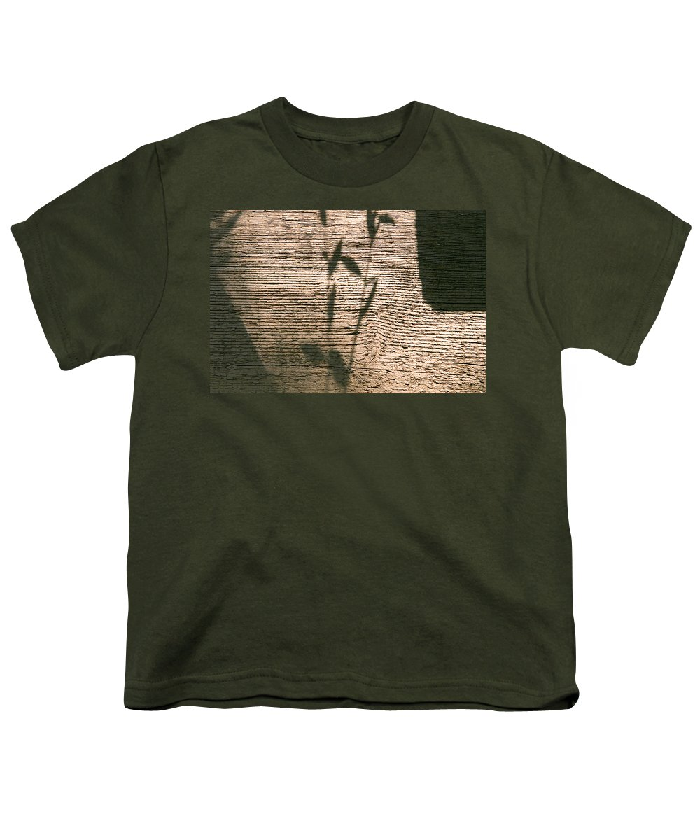 Youth T-Shirt featuring the photograph Shadow by Clayton Bruster