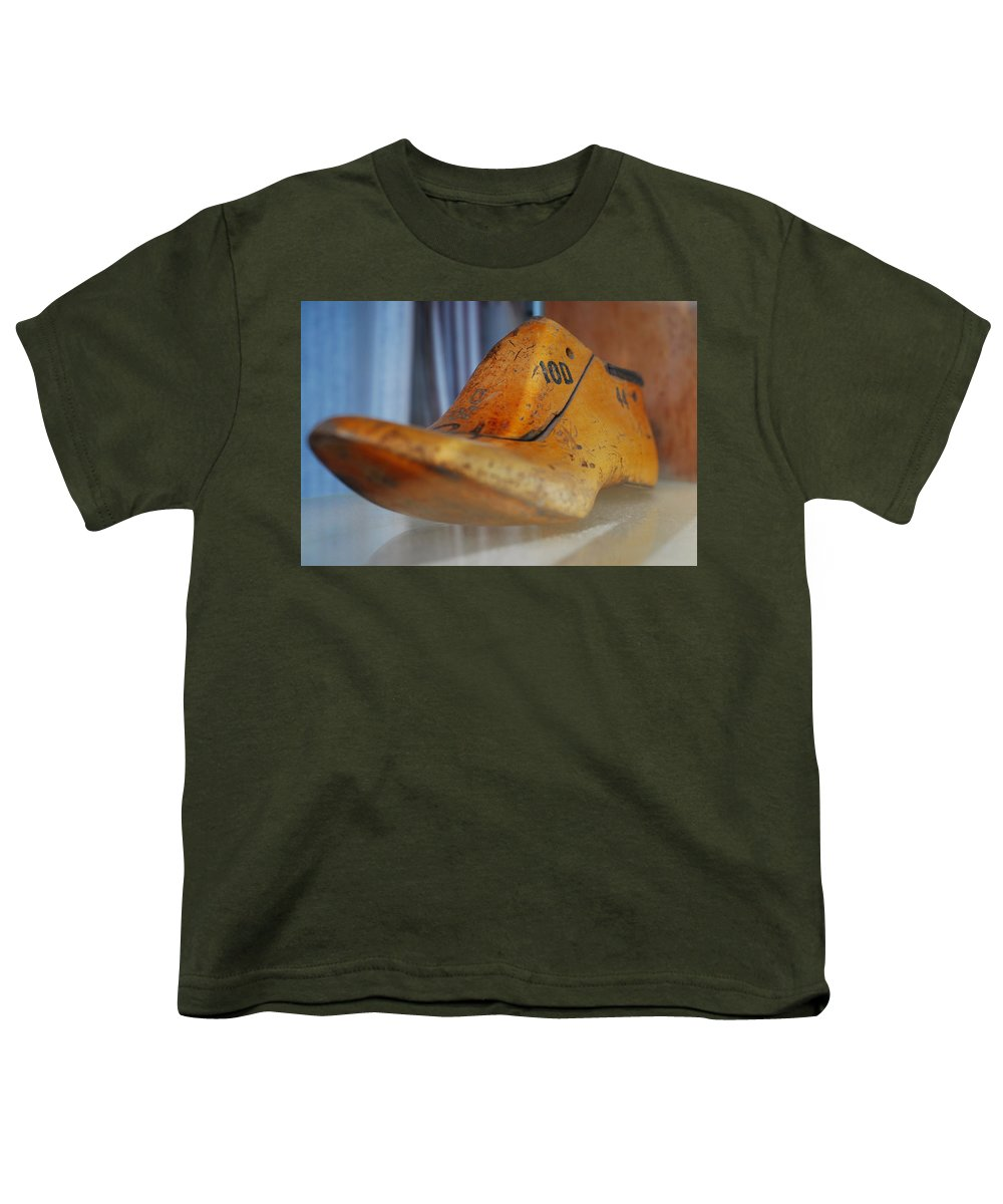 Wooden Youth T-Shirt featuring the photograph Shape Shifter by Skip Hunt